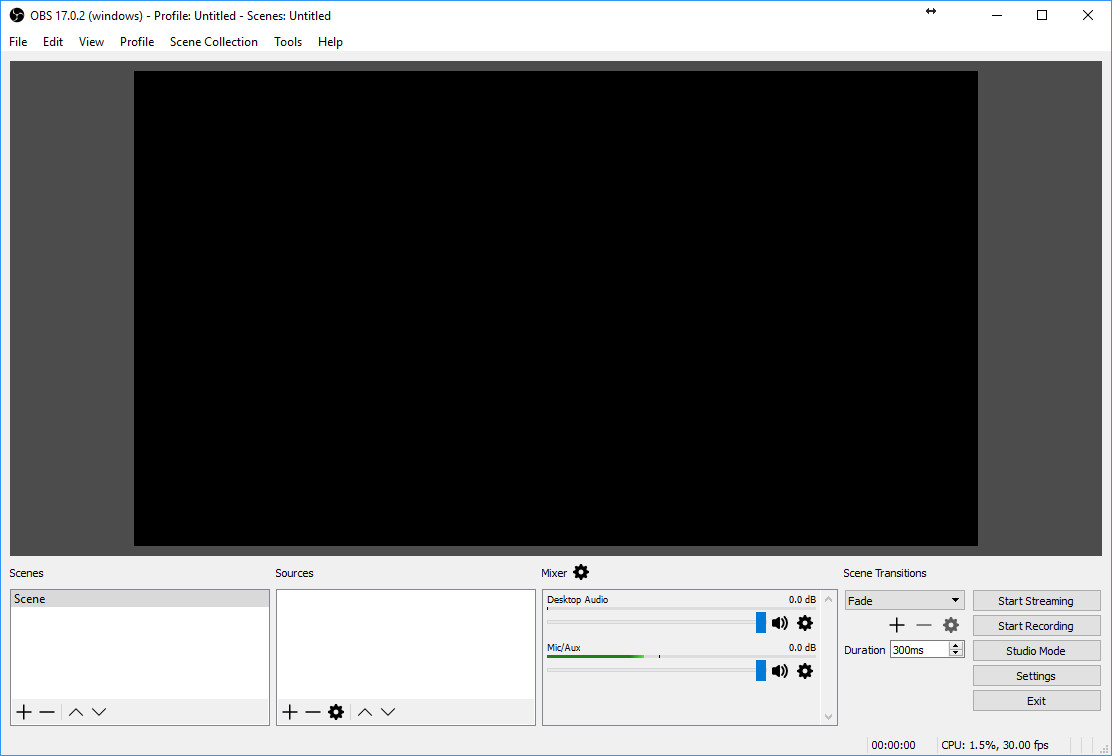 Broadcast Using OBS Studio | Live Streaming manual V7